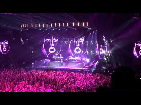 Disclosure Feat. Sam Smith - Latch / Omen - Live At The LA Coliseum 9/29/2015