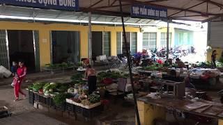 Hà Thị Mộng Chánh TV : Khu chợ đầy áp tiếng cười khúc khích