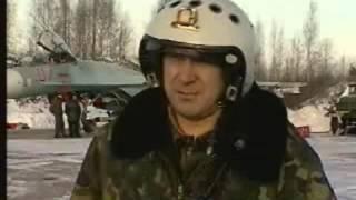 День авиации ПВО  Бежецк  611иап 22.01.2005г.