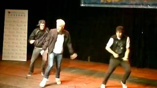 Chek It Out - K.I.R. (Brasil) - Dance Cover Jay Park