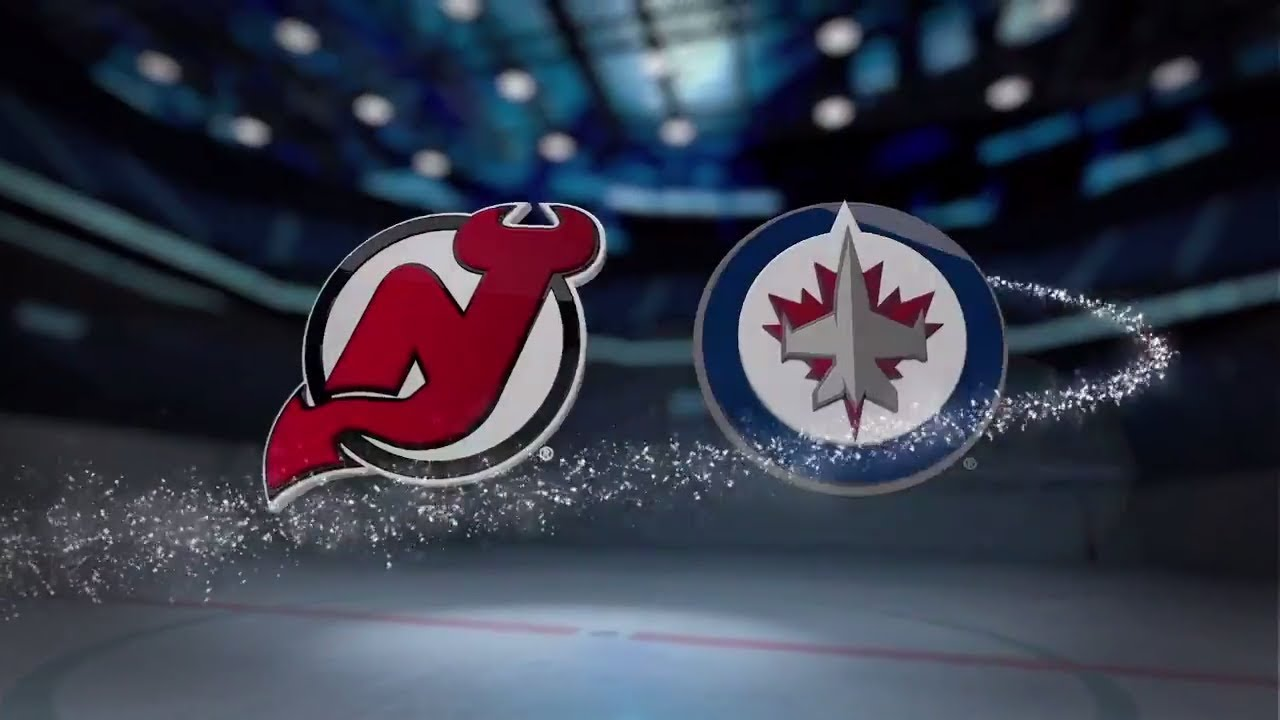 huge discount 5d92a 51525 New Jersey Devils vs Winnipeg Jets - November 18, 2017 | Game Highlights |  NHL 2017/18. Обзор матча