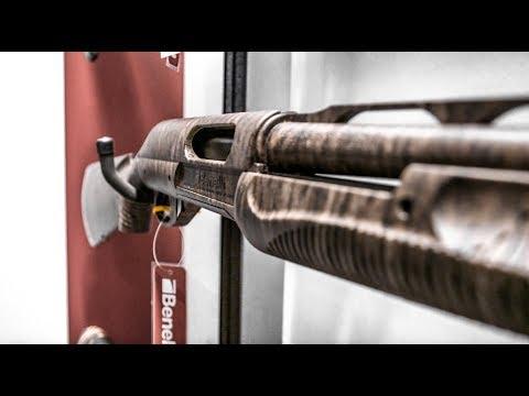 NEW Benelli Shotguns In Mossy Oak - SHOT Show 2019