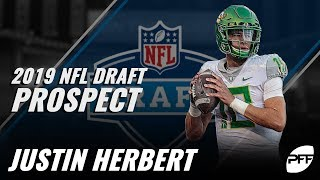2019 NFL Draft prospect: Justin Herbert | PFF