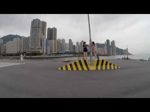Hong Kong Kennedy Town instagram pier trip GoPro HD