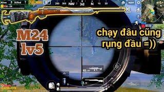 PUBG Mobile - Từ Khi Nâng Cấp M24 Khiến Lộc Vẩy Sniper Như Hack :v | Yêu M24 Hơn Yêu.. À Mà Thôi =))
