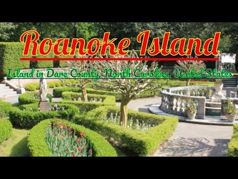 Visiting Roanoke Island, Island in Dare County, North Carolina, United States