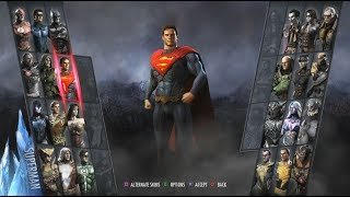 Injustice: Gods Among Us Arcade #9- Superman