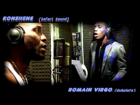 KONSHENS & ROMAIN VIRGO dubplate {Safari Sound} @ dainjamentalz u$a 4
