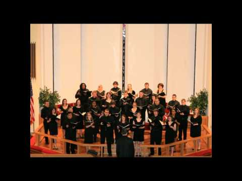 WCU Concert Choir performing Witticisms and Lamentations from the Graveyard by Phillip Rhodes.wmv