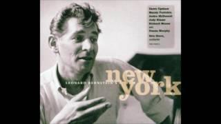 Leonard Bernstein/5.Fancy Free, ballet/Danzon Variation/Orchestra of St Luke's