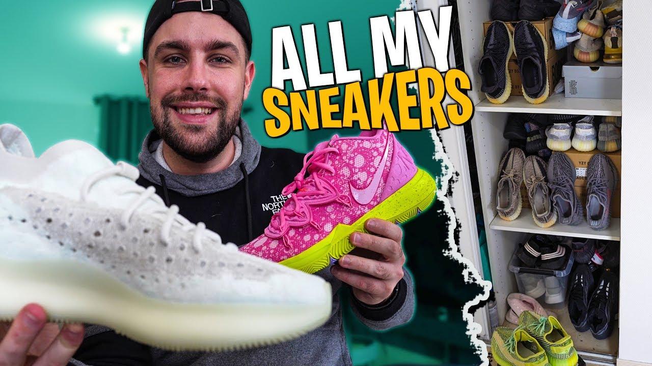 Download All my sneakers ! (j'ai beaucoup de Yeezy j'avoue...)