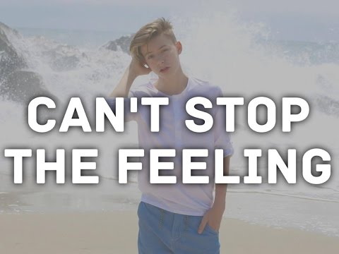 Justin Timberlake - Cant Stop The Feeling Cover...