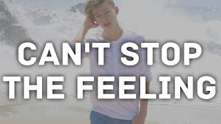 Justin Timberlake - Cant Stop The Feeling Cover By Mackenzie Sol (Official Music Video)