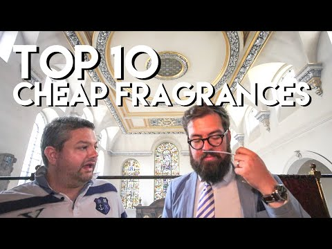 Top 10 Cheap Fragrances