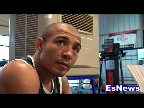 Jose Aldo Pick Of Best MMA Fighter EVER May Surprise You! EsNews Boxing