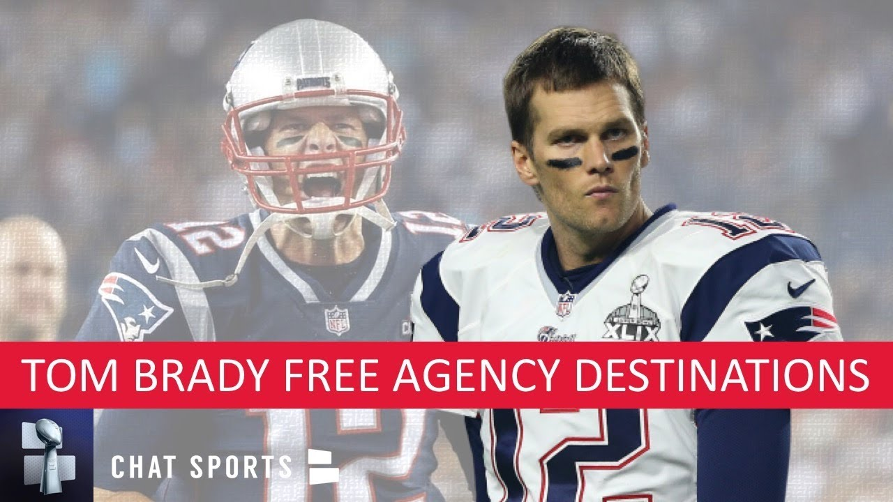 Tom Brady free agency: Destination reportedly down to two teams