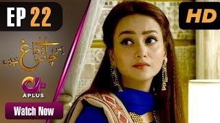 Drama | Is Chand Pe Dagh Nahin - Episode 22 | Aplus ᴴᴰ Dramas | Zarnish Khan, Firdous Jamal