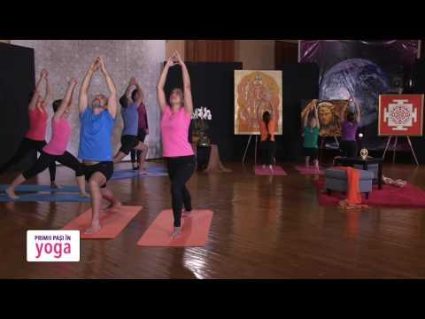 Primii pași în yoga S2 Ep.17 - SAMADHI, starea de extaz dumnezeiesc