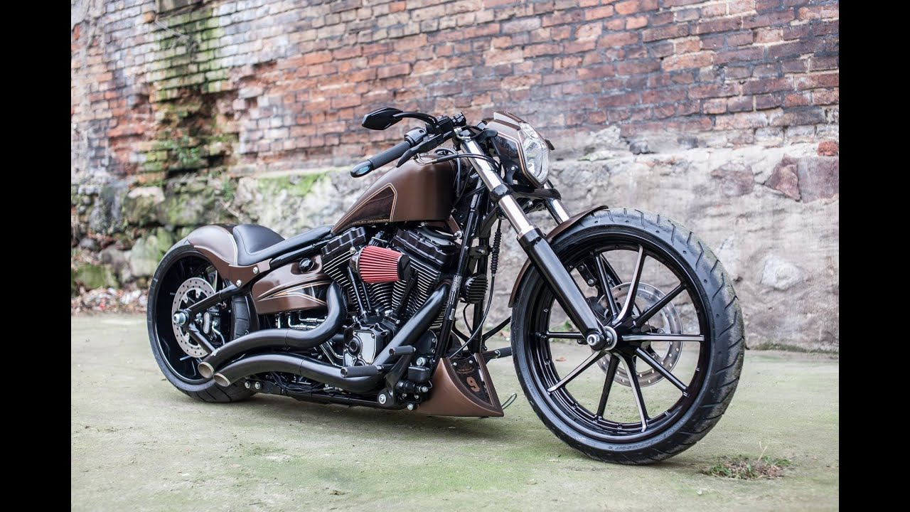h d breakout softail custom nine hills motorcycles. Black Bedroom Furniture Sets. Home Design Ideas