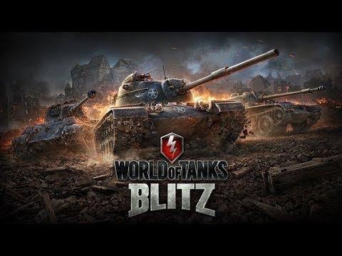 WoT Blitz - Обкатка нового према Chrysler K - World of Tanks Blitz (WoTB) thumbnail