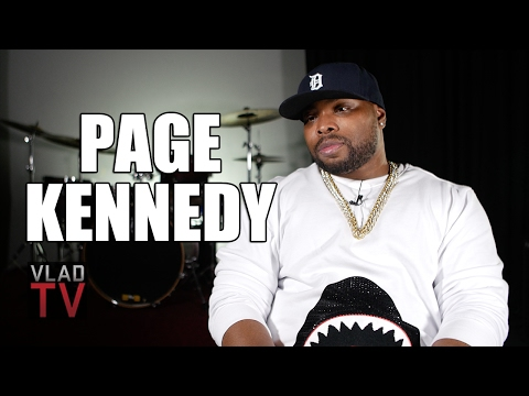 Page Kennedy: Trump is like Soulja Boy, He's Trying to Pull Up w/ the Draco