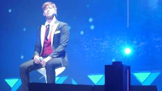 Fancam 0518 Yunho TVXQ Catch Me Concert in in KL - Ballad Medley