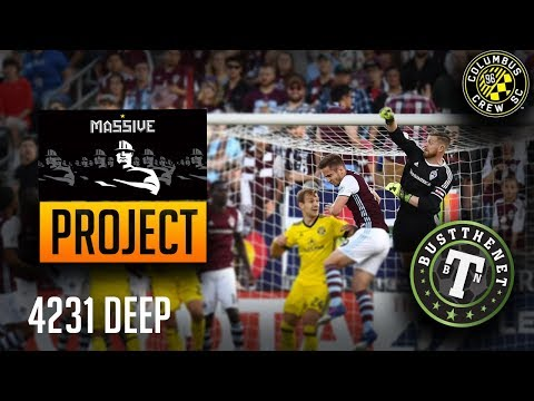 FM18 | Columbus Crew Project 4 | A 4231 Deep | Football Manager 2018