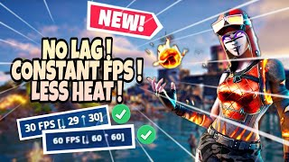 The ULTIMATE Fortnite Mobile Android LAG FIX | 100% working | Constant FPS | 2020