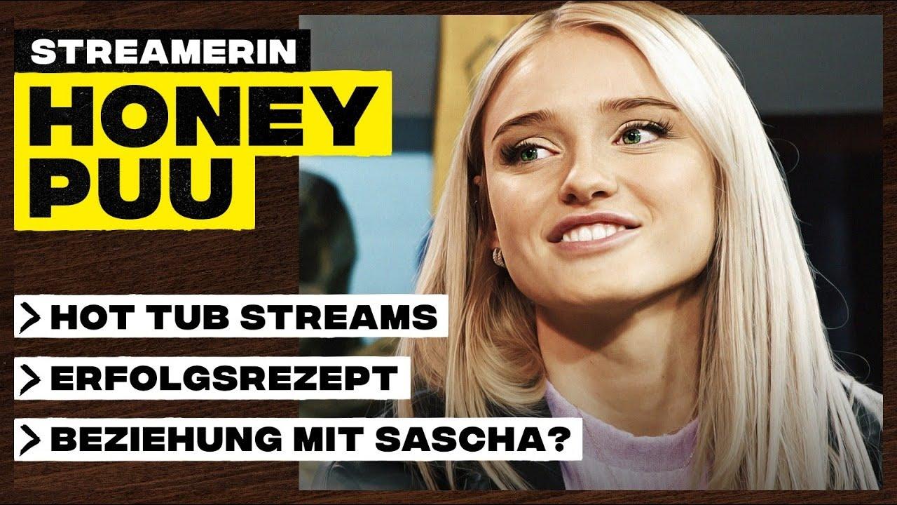 HoneyPuu über Liebes-Gerüchte mit Sascha, Hot Tub Streams und ihr Erfolgsrezept!