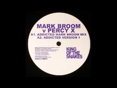 Mark Broom vs. Percy X - Addicted (Percy X Mix) [KS005]