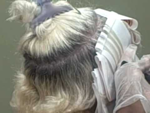 Insignia salon hair color lowlights youtube pmusecretfo Choice Image