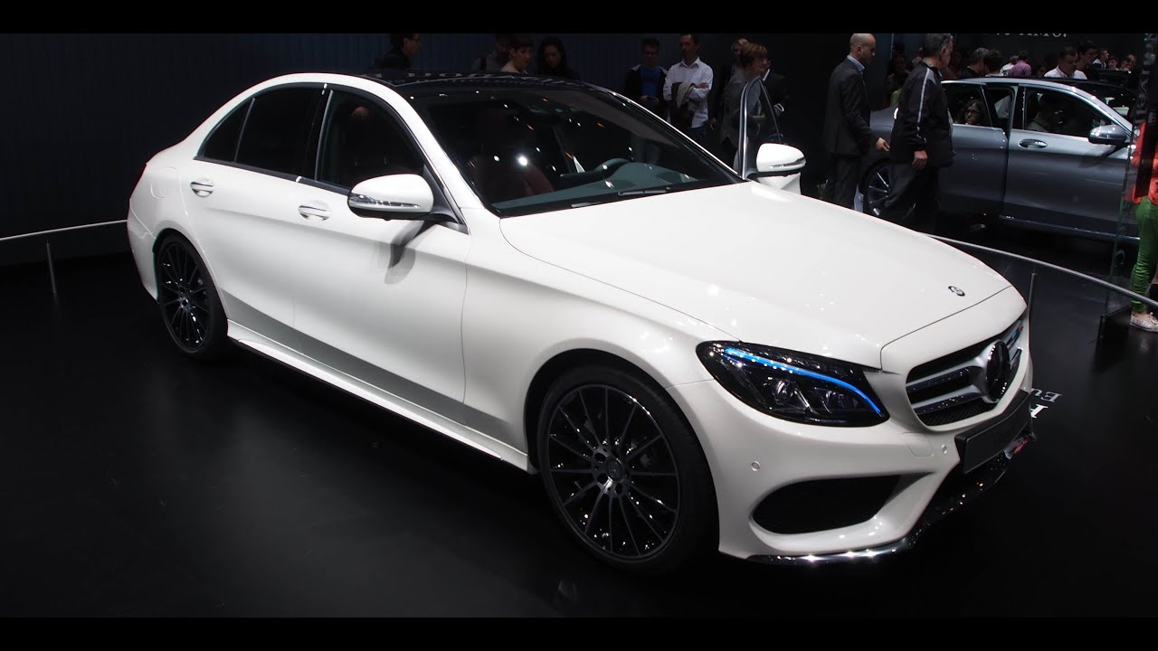 mercedes benz c class c400 4matic 2015 youtube. Black Bedroom Furniture Sets. Home Design Ideas