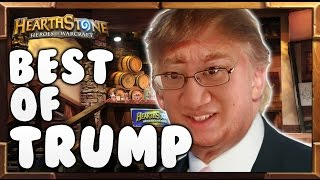 Best of Trump - Hearthstone Funny Moments (2016)