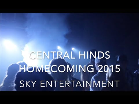 Central Hinds Academy Homecoming 2015