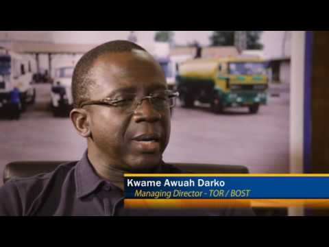 EXCLUSIVE WITH KWAME AWUAH DARKO MD TEMA OIL REFINERY