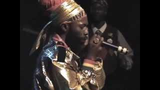 Justice Sound. Capleton, live on Justice.