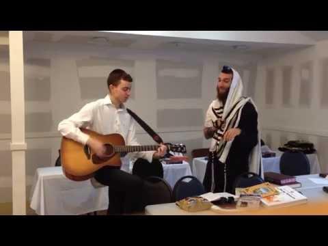 Beri Weber Hashem Melech Acoustic - בערי וובר השם מלך