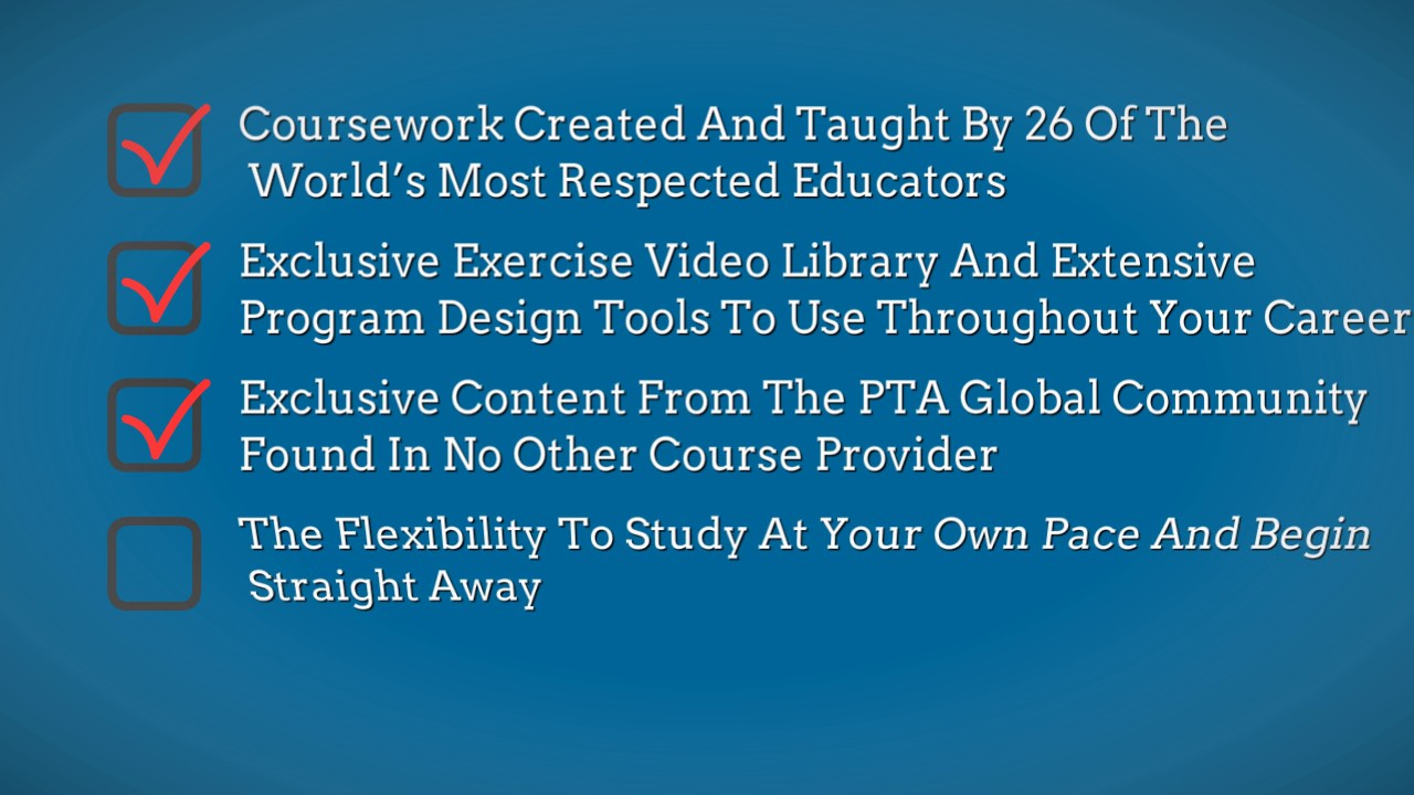 The Best Personal Training Courses In Australia Youtube