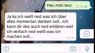 Whatsapp-Chats #15 (Süß, Traurig, Freunde, Liebe)