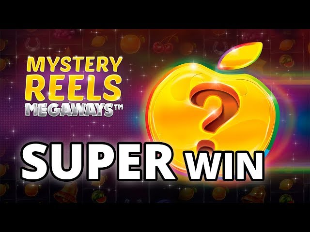 SUPER WIN!! MYSTERY REELS MEGAWAYS - RED TIGER