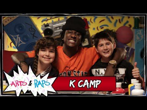 K CAMP: How Long is Your Block List? | Arts & Raps