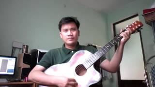 Như đã dấu yêu .guitar Toàn Nguyên