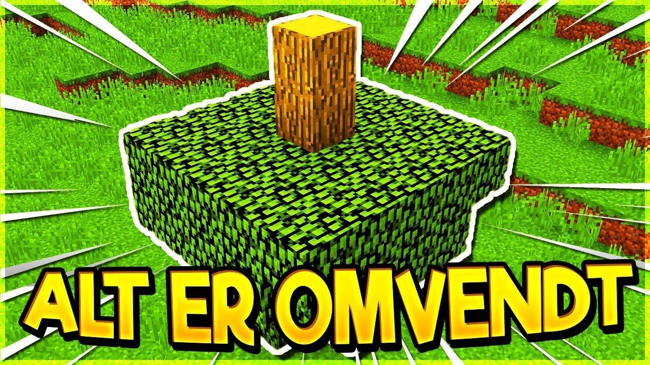 Download ALT ER OMVENDT!? Dansk Minecraft