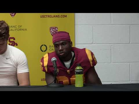 USC Football - Post Game Presser Stanford