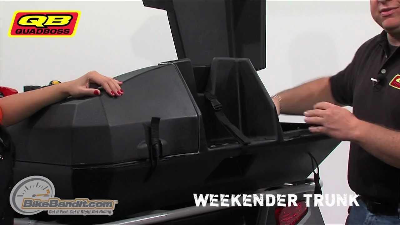 QuadBoss Weekender Trunk Weekender Trunk 658482