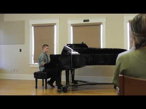 Noah And Eli's 2019 Piano Recital