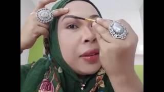 Cara Mudah Make Up Dato Seri Vida