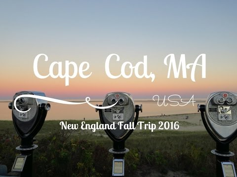 New England Fall 2016 | Cape Cod and Provincetown, MA ♡ Travel with Steffi