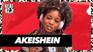 Akeishein Freestyle | Bootleg Kev & DJ Hed