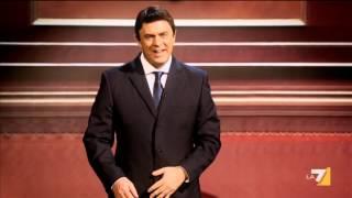 Il ritorno di Maurizio Crozza -Venerdì 7 Marzo alle 21.10 su La7